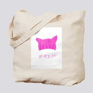 #resist Tote Bag