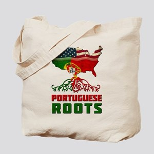 American Portuguese Roots Tote Bag