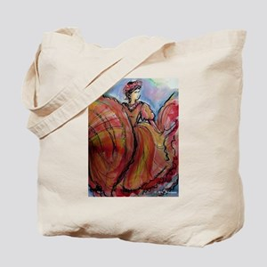 Mexican Dancer, Fiesta, Tote Bag