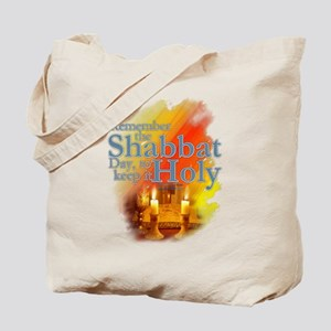 Shabbat Day: Tote Bag
