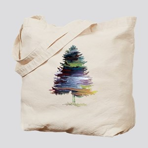 Fir Tree Tote Bag