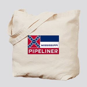 Mississippi Pipeliner Tote Bag