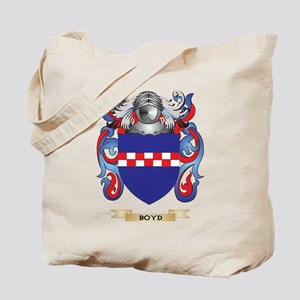 Boyd Coat of Arms Tote Bag