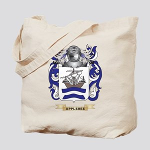 Applebee Coat of Arms Tote Bag