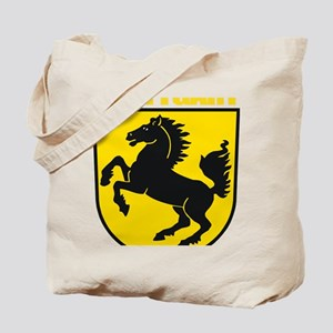 Stuttgart (gold) Tote Bag