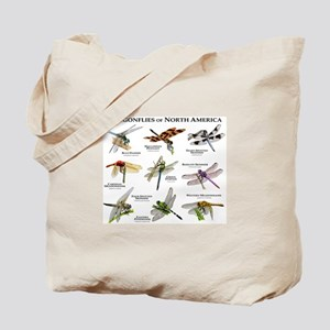 Dragonflies of North America Tote Bag
