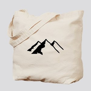 Mountains Tote Bag