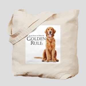 The Golden Rules Tote Bag