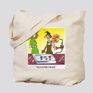 Welding Cartoon 6139 Tote Bag
