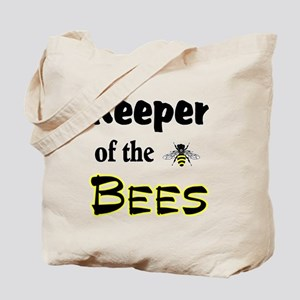 Keeper of the Bees Tote Bag