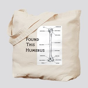 I Find This Humerus Tote Bag
