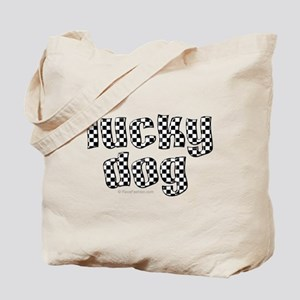 Lucky Dog Tote Bag