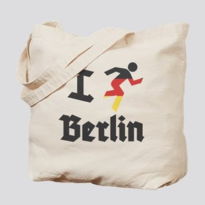 I-Run-berlin-2 Tote Bag