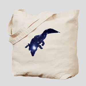 Alligator Starlight Tote Bag