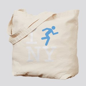 I-Run-NY-Color2 Tote Bag