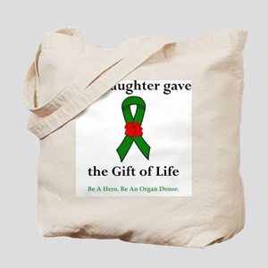 Daughter Donor Tote Bag