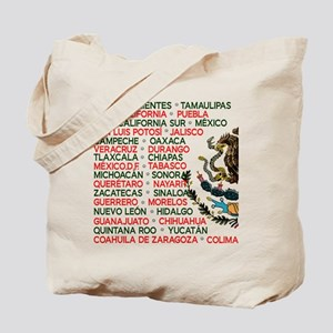 Mexico Lindo Tote Bag