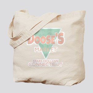 Dooses Market Faded Tote Bag