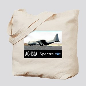 C-130 SPECTRE GUNSHIP Tote Bag
