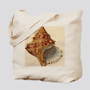 vintage botanical sea shells Tote Bag