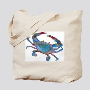 Chesapeake Bay Blue Crab Tote Bag