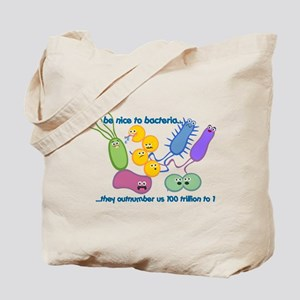 Outnumbered Tote Bag