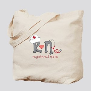 Registered Nurse Tote Bag