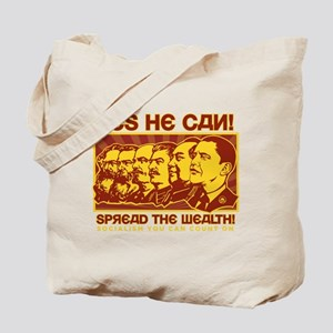 Spread the Wealth Tote Bag