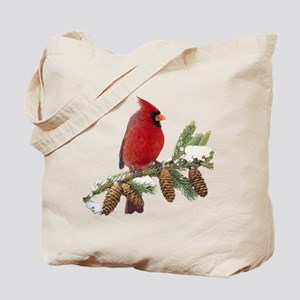 THE CARDINAL Tote Bag