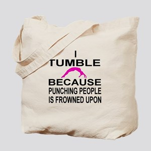 I Tumble Tote Bag