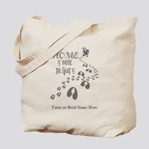 Home is Where the Goat is Pygmy Goats GYG Tote Bag