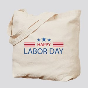 013ed0b4311a Happy Labor Day Wallet1914543307 Canvas Tote Bags - CafePress