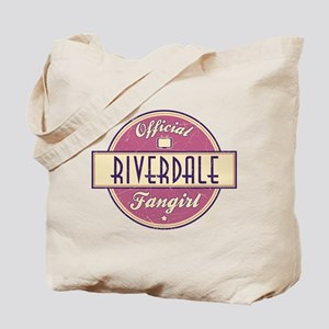 Official Riverdale Fangirl Tote Bag