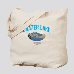 Crater Lake National Park Tote Bag