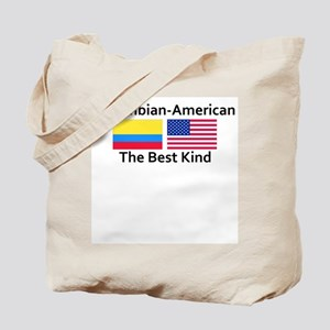 Colombian American-the Best K Tote Bag
