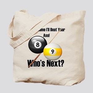 Who's Next Tote Bag