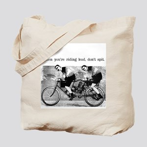 Don't Spit Tote Bag