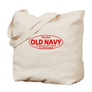 The First Old Navy Tote Bag