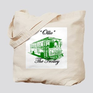 AFTM Ollie The Trolley Side G Tote Bag
