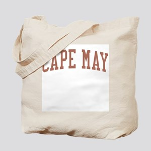 Cape May New Jersey NJ Red Tote Bag