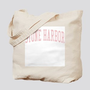 Stone Harbor New Jersey NJ Pink Tote Bag