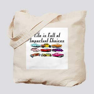 Important Choices Classic Tote Bag