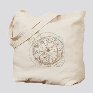 Untimely Perceptions Tote Bag