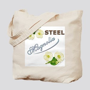Steel Magnolia Tote Bag