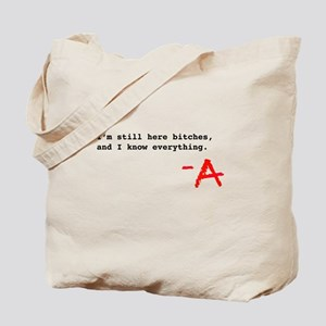 Pretty Little Liars TV Show Tote Bag