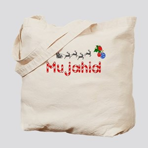 Mujahid, Christmas Tote Bag
