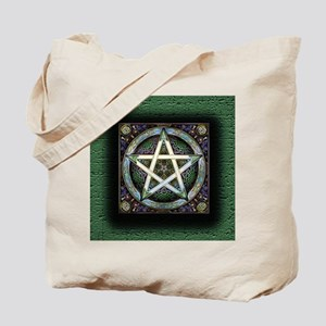 Pentacles Tote Bag