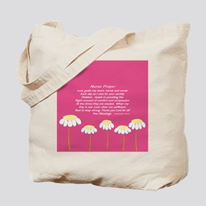 Nurse Prayer Blanket PILLOW 2 Tote Bag