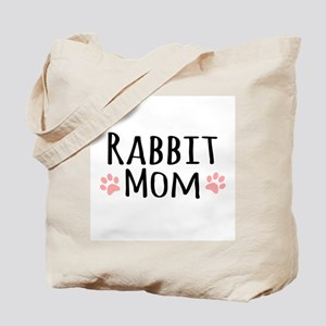 Rabbit Mom Tote Bag