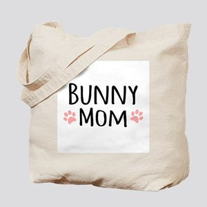 Bunny Mom Tote Bag